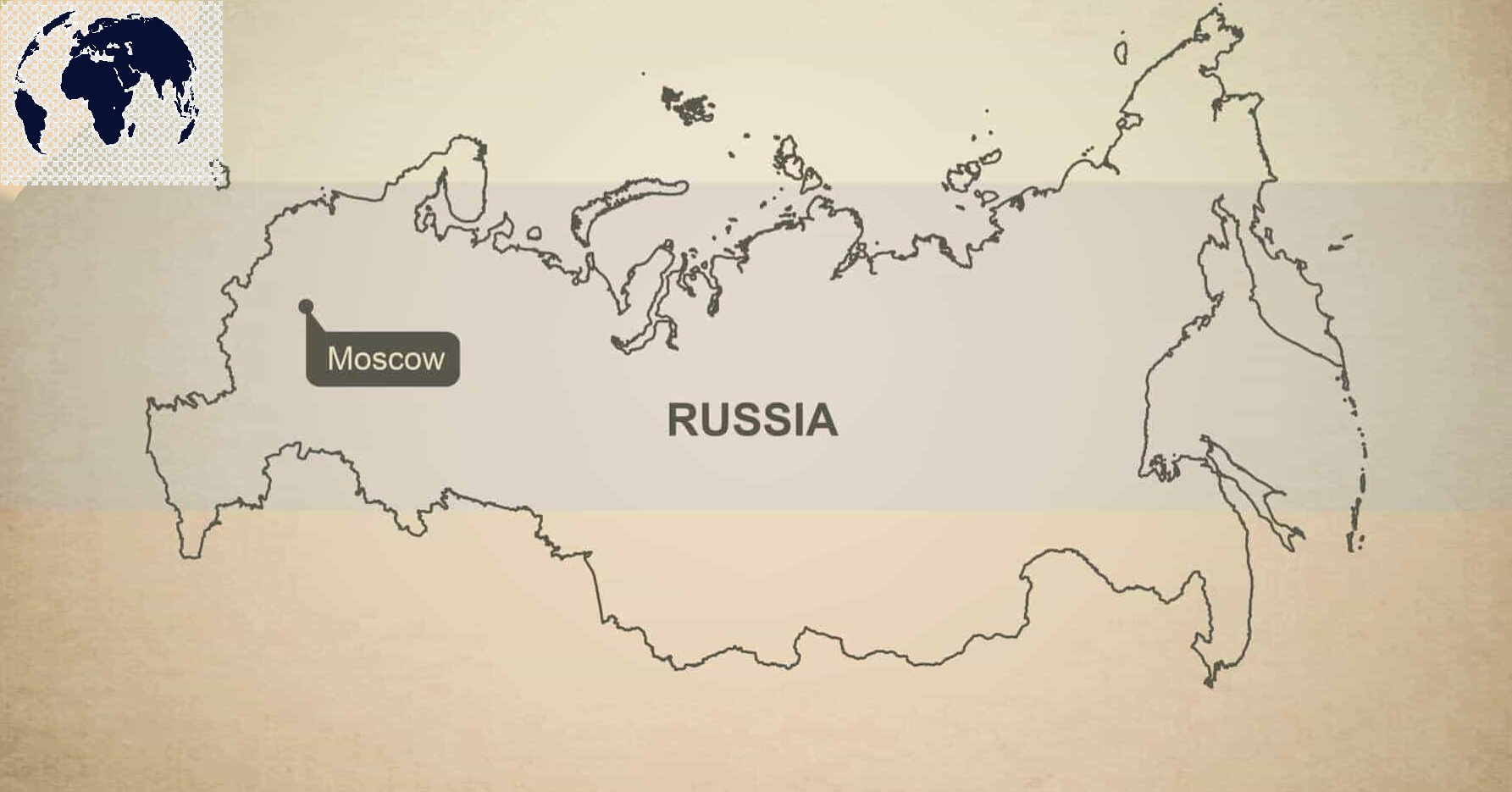 Transparent-PNG-Russia-Map