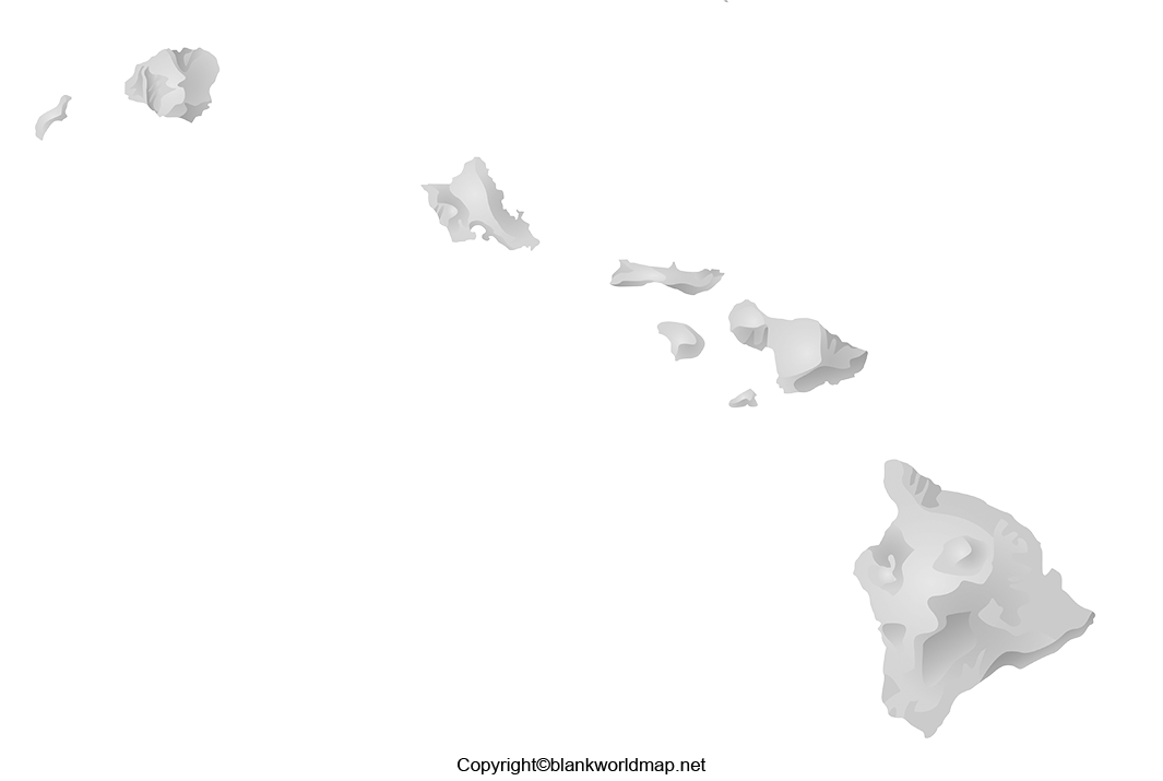 Transparent Marshall Islands PNG Map